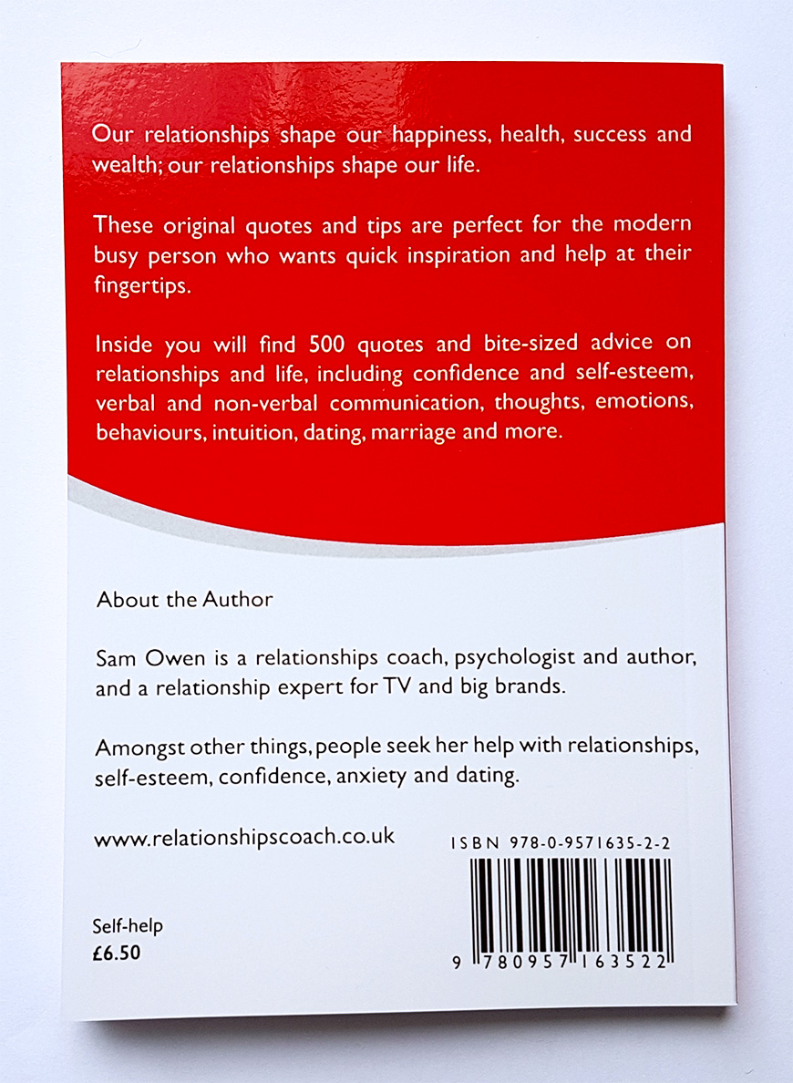Life Quotes Books 500 Relationships & Life Quotes  Relationship Coach Psychologist