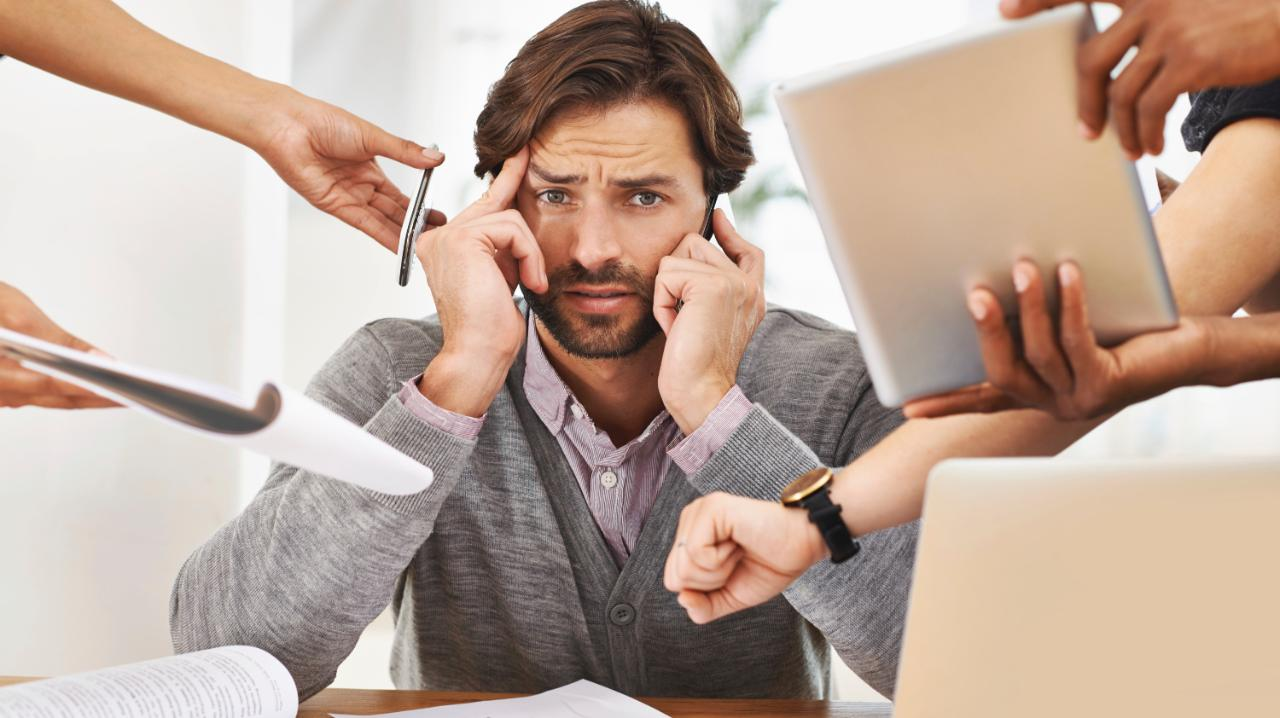 How To Manage An Overwhelming Workload (Episode 3)
