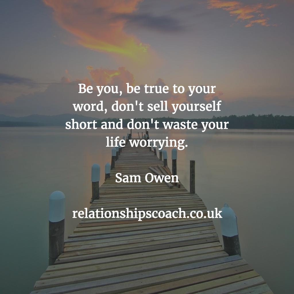 Life Quotes © Sam Owen