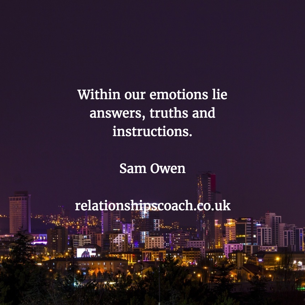Emotion Quotes © Sam Owen