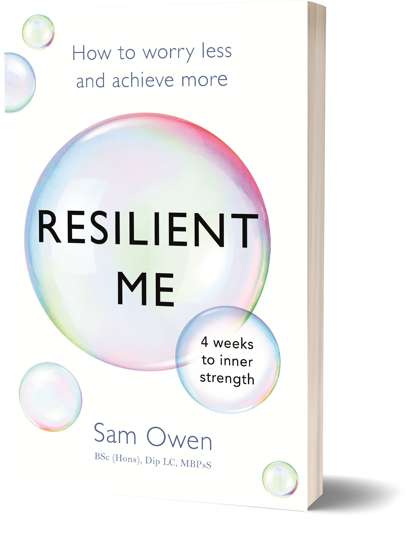 Resilient Me book by Sam Owen