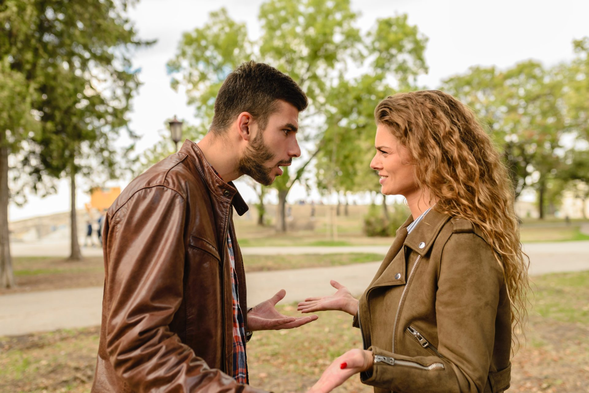 anger in marital conflict