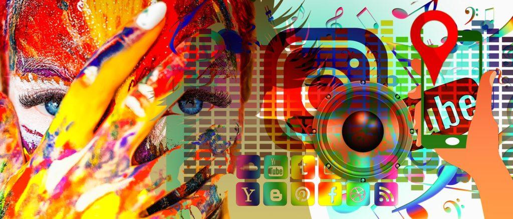 social media in a healthier way