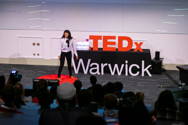 TEDx Warwick - 'Happy Relationships' and 'Anxiety Free'